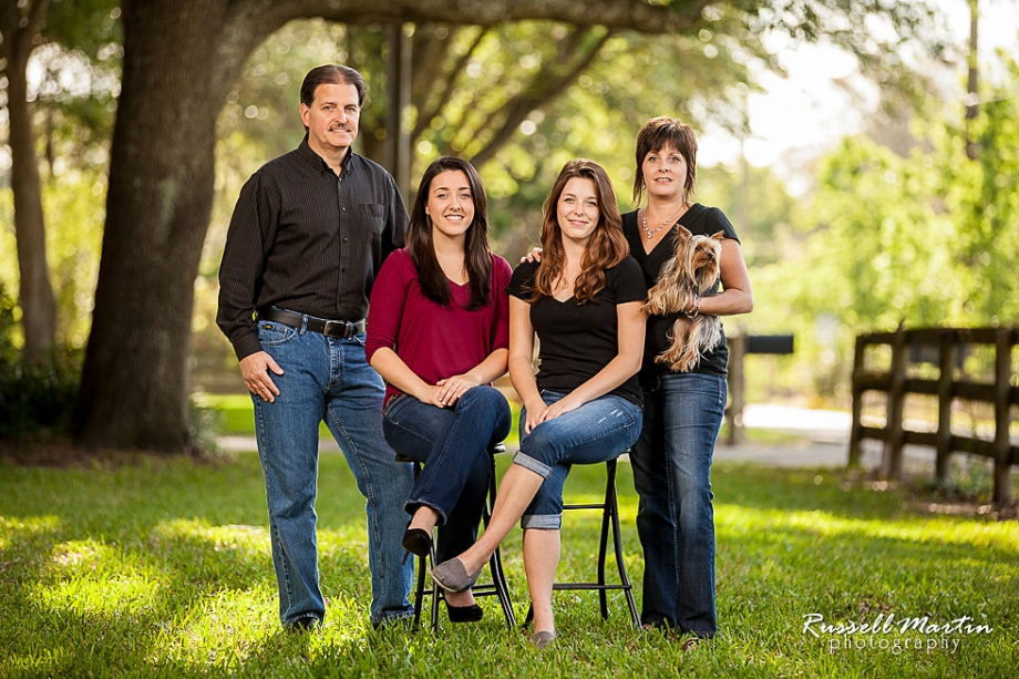 Ocala Family Portrait Photographer