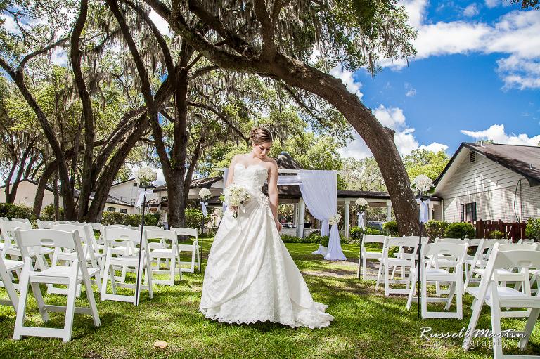 Jumbolair Aviation Estates Wedding, Party Time Rentals. Barn ceremony