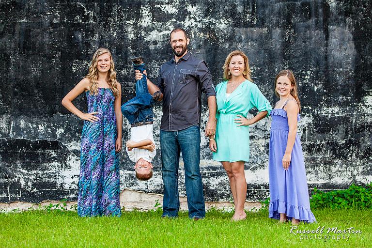 Ocala Urban Family Portrait Photographer