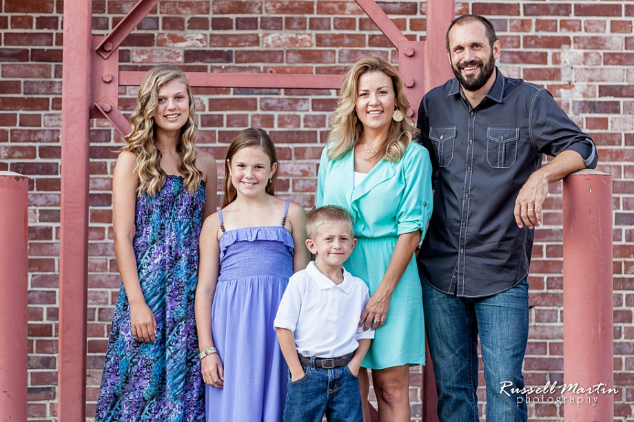Ocala Family Portrait Photographer