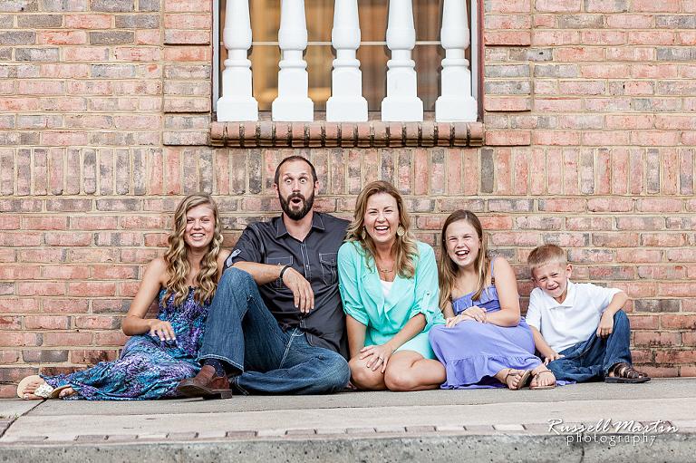 Downtown Ocala Family Portrait Photographer