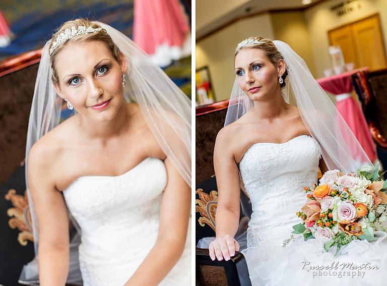 UF Hilton Wedding Gainesville FL