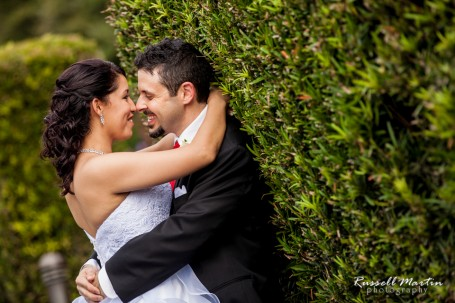 Golden Ocala Wedding Bridal and Groom