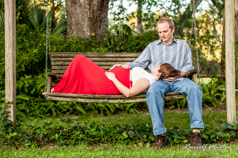 Ocala Maternity Portrait Photographer
