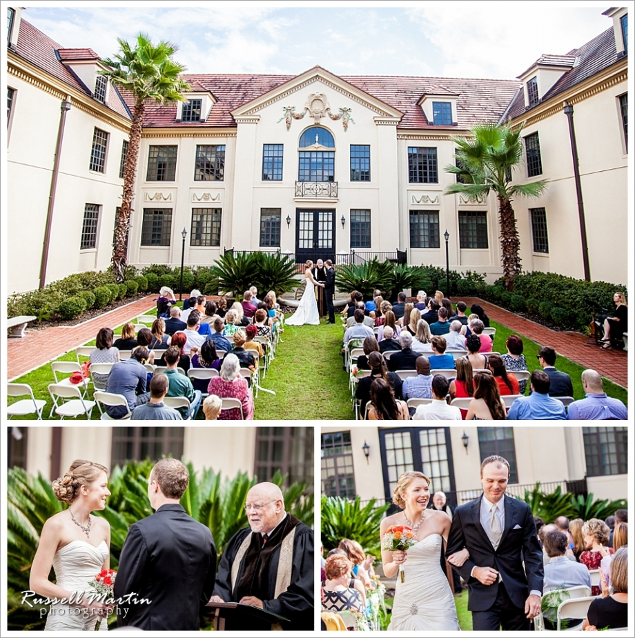 Thomas Center Wedding, garden wedding, outdoor wedding Gainesville FL