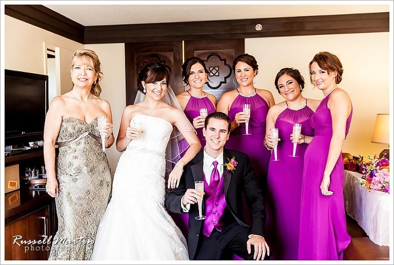 Disney, Coronado Springs, Cafe Rix, Wedding