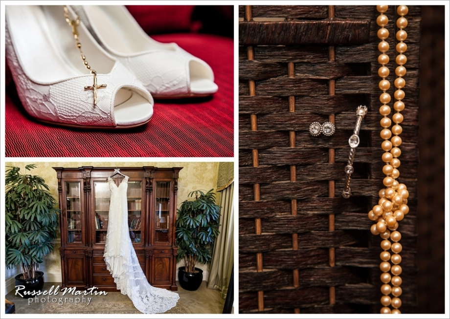 Golden Ocala Wedding, shoes