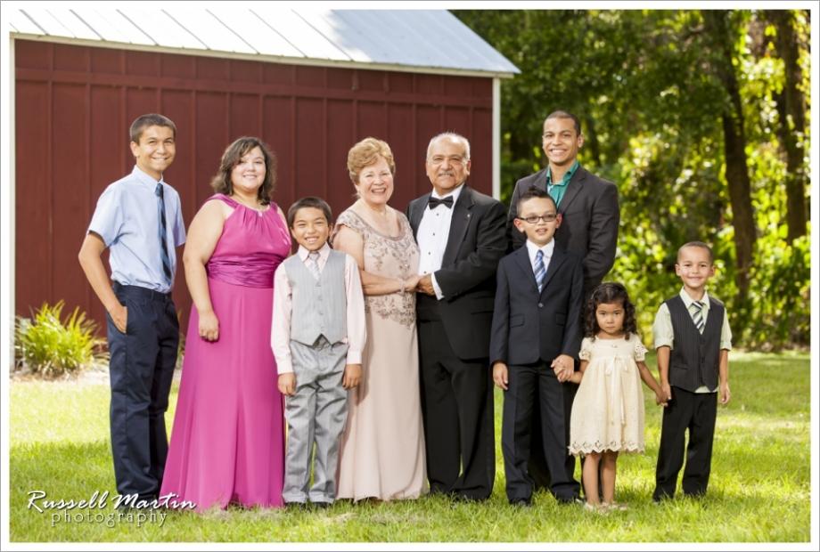 Ocala Family Portrait, Ocala Hilton
