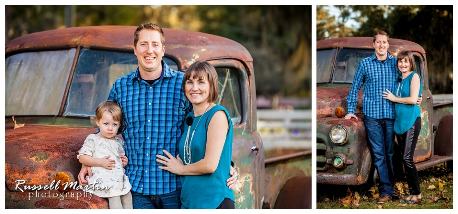 Ocala Family Portrait Photography