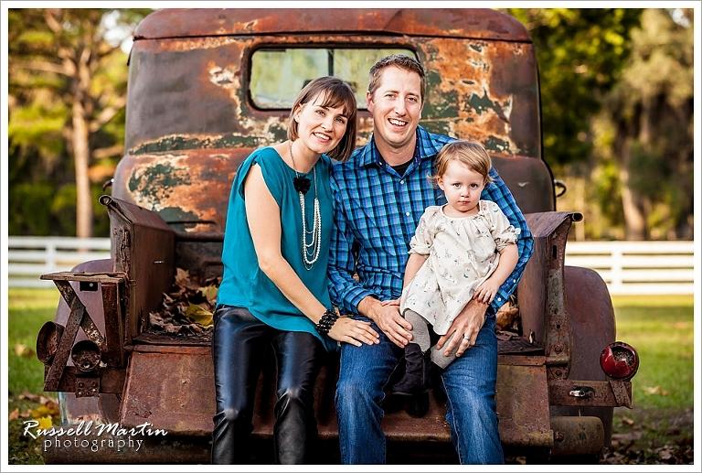 Ocala Family Portrait Photography