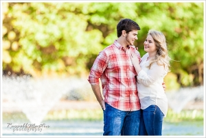 Shalom Park, Engagement Portrait, Ocala, Photographer