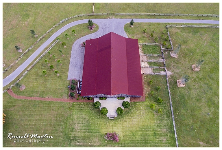 Aerial Drone Photography, Barn, Aerial, Drone, Ocala