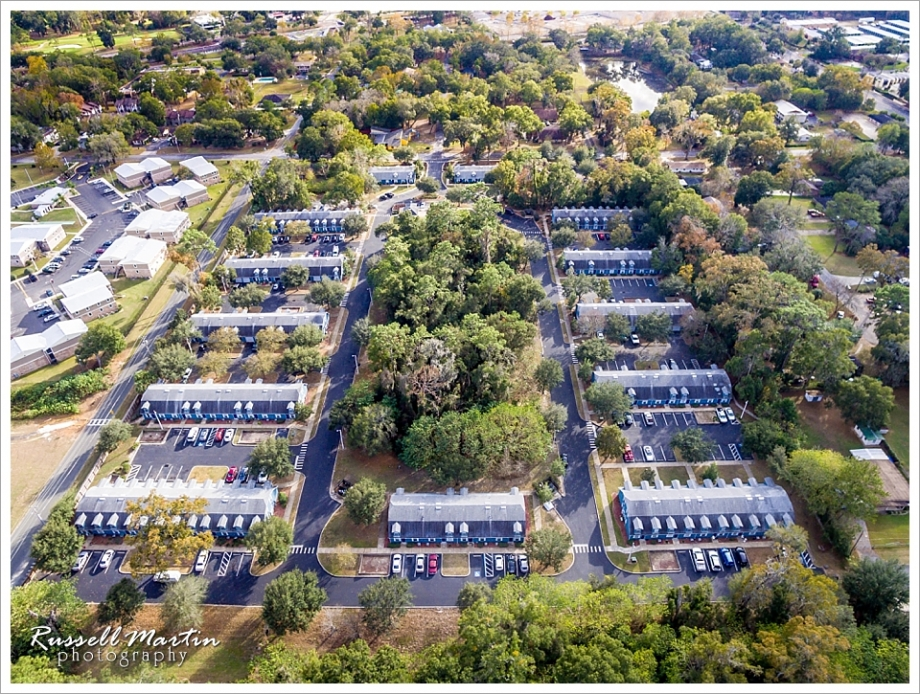 Ocala Aerial Photography, Commercial Property, Real Estate Photography, Aerial Video