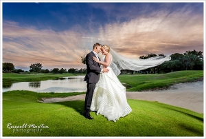 Golden Ocala, Wedding, Sunset