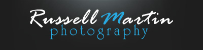 Russell Martin Photography – Gainesville Wedding Photographer logo